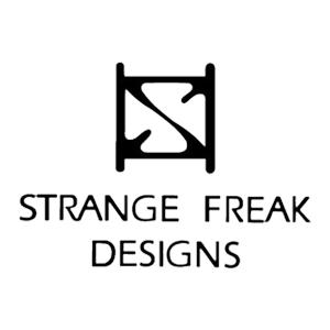 ストレンジフリークデザインスのロゴ