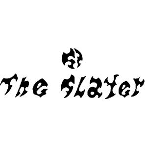 ザ スレイヤーのロゴ