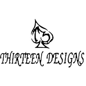 サーティーンデザインズのロゴ