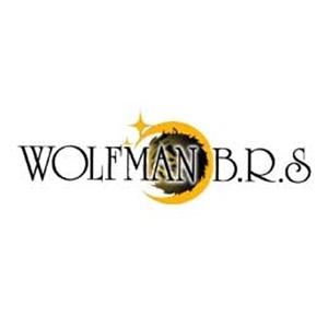 ウルフマンのロゴ