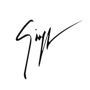 ジュゼッペザノッティのロゴ