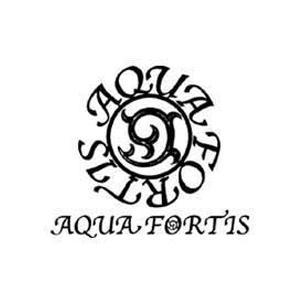 アクアフォルティスのロゴ